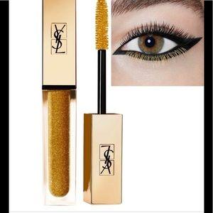 Ysl gold mascara #8